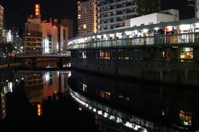 Riverside oasis
